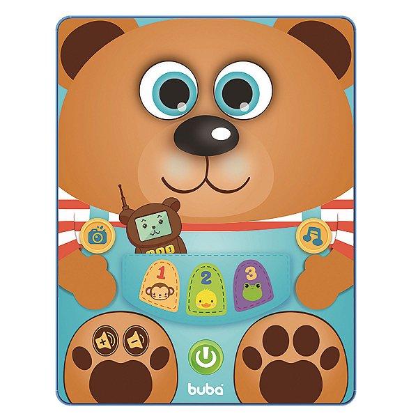 Meu Primeiro Tablet Ursinho Buba
