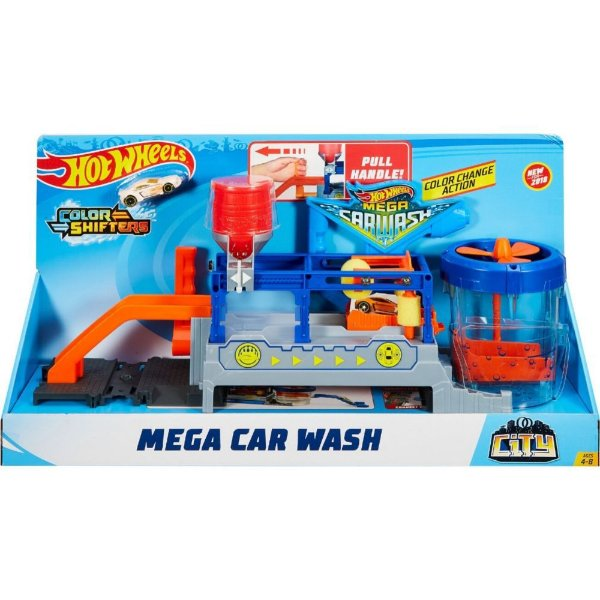 Pista Mega Lava Rápido Color Shiters Hot Wheels Mattel
