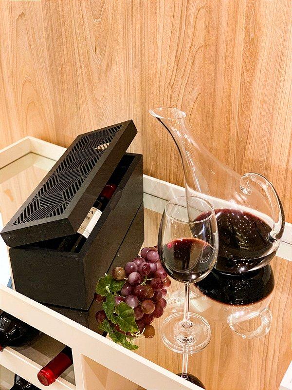Jogo de Taças Cristal Bohemia Vinho Tinto Gastro/Colibri 450ml 6 peças