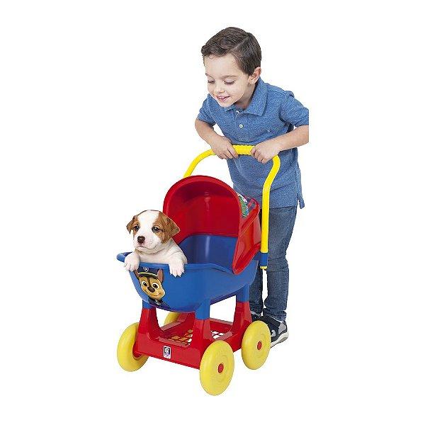 Carrinho de Passeio Patrulha Canina Cotiplás