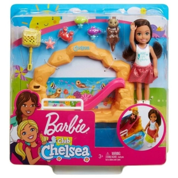 Barbie Club Chelsea Aquário