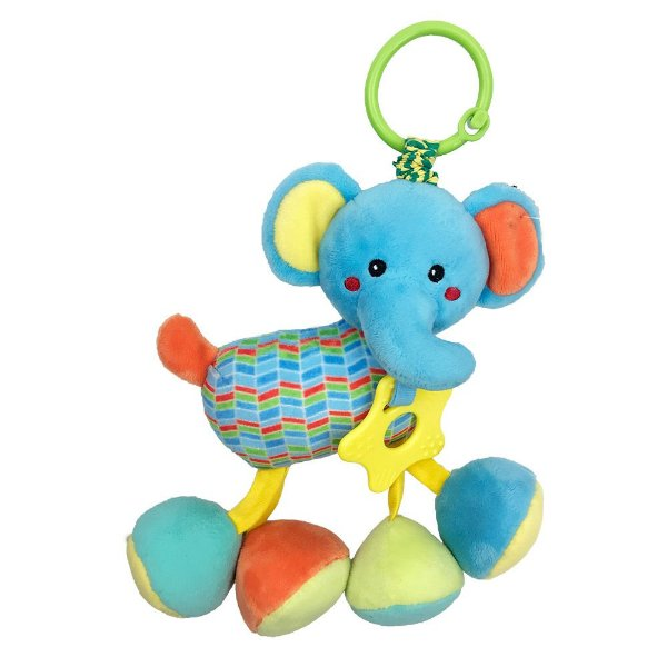 Elefantinho Fofy Atividades com Mordedor