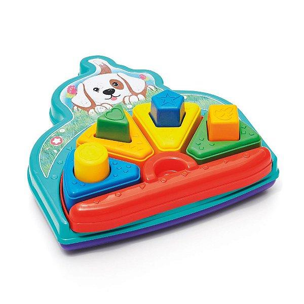 Brinquedo Educativo Soft Block Tateti