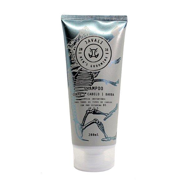 Shampoo para Barba Javali 200ml