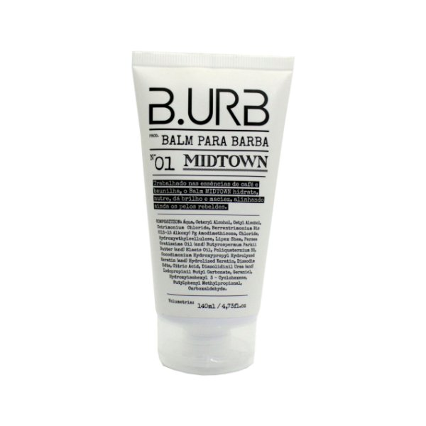 Balm para Barba B.URB MIDTOWN #01 - 140ml
