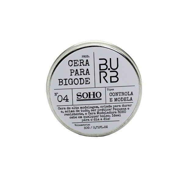 Cera de Bigode B.URB SOHO #04 - 20g
