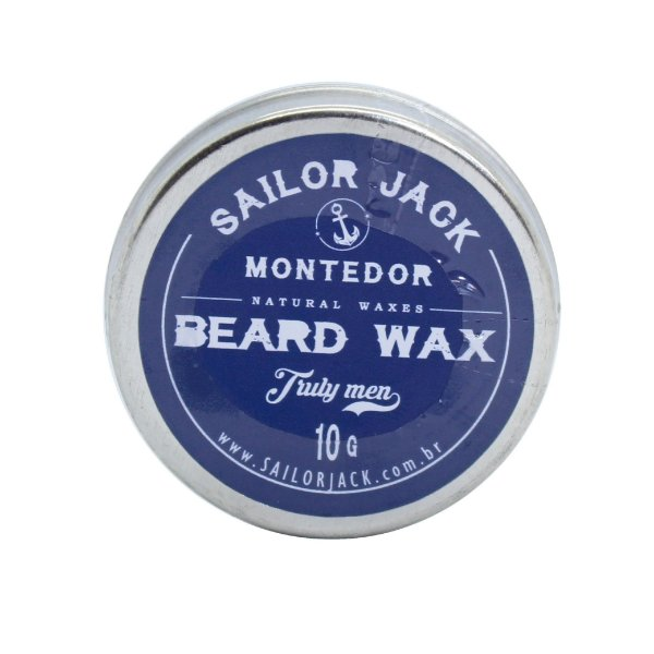 Cera para Barba Montedor - Sailor Jack - 10g