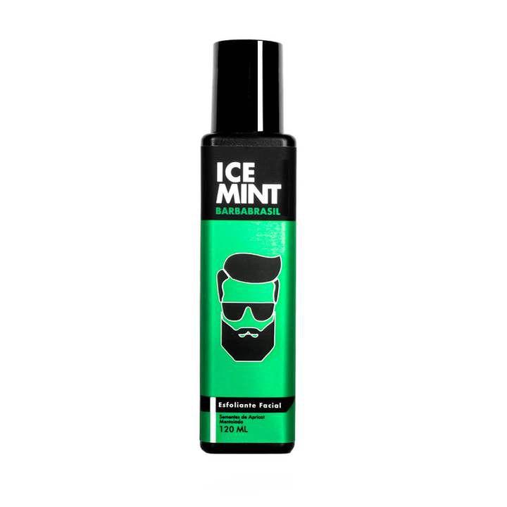 Esfoliante Facial Icemint Barba Brasil - 120ml