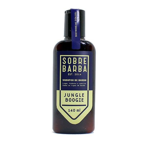 Shampoo de barba Sobrebarba 140ml - Jungle Boogie