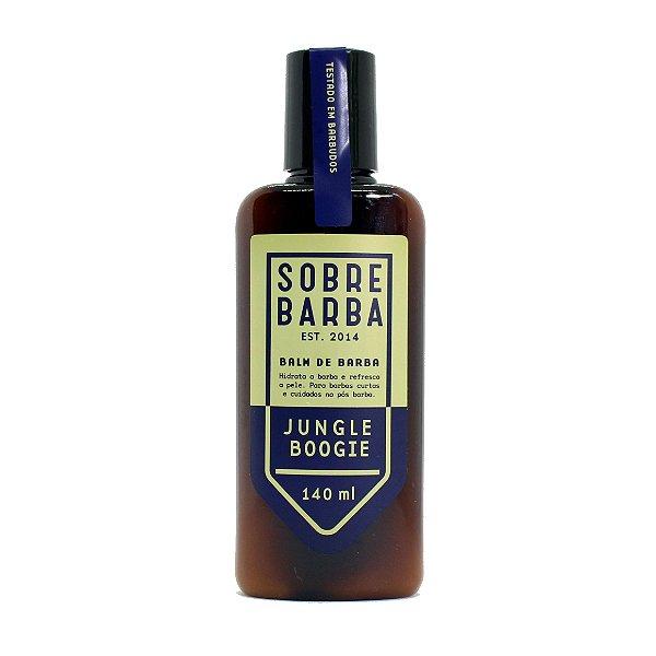 Balm para barba Sobrebarba 140ml - Jungle Boogie