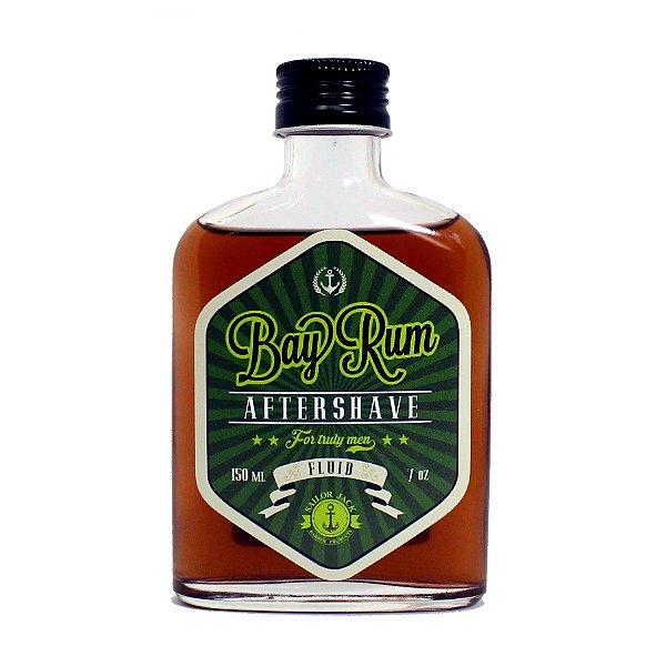 After Shave / Pós barba Bay Rum Sailor Jack - 150ml