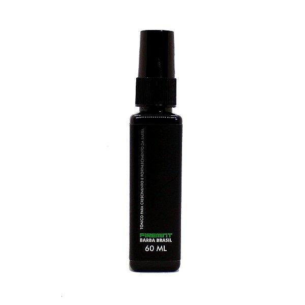 Tônico para crescimento e fortalecimento da barba Firemint - Barba Brasil - 60ml