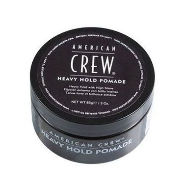 Heavy Hold Pomade - Pomada Modeladora de cabelos American Crew - 85g