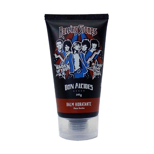 Balm Hidratante para Barba Don Alcides Rolling Stones - 140ml