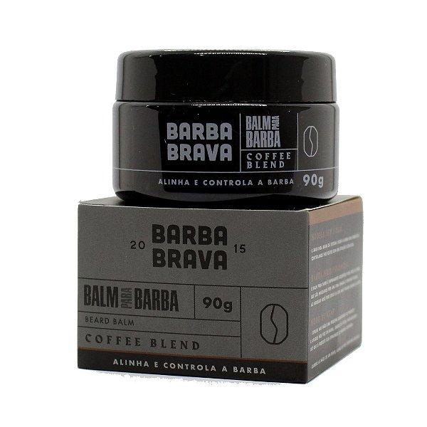 Balm para barba Coffee Blend Barba Brava - 90g