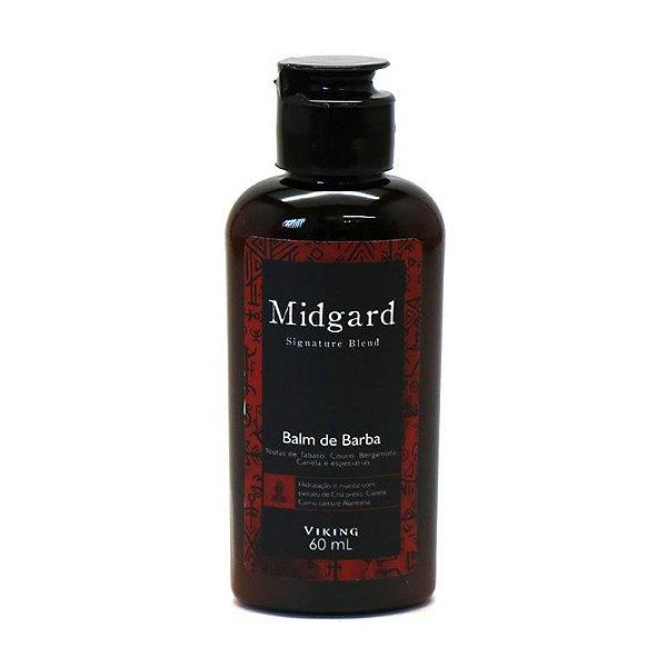 Balm de Barba Viking - Linha Midgard - 60ml