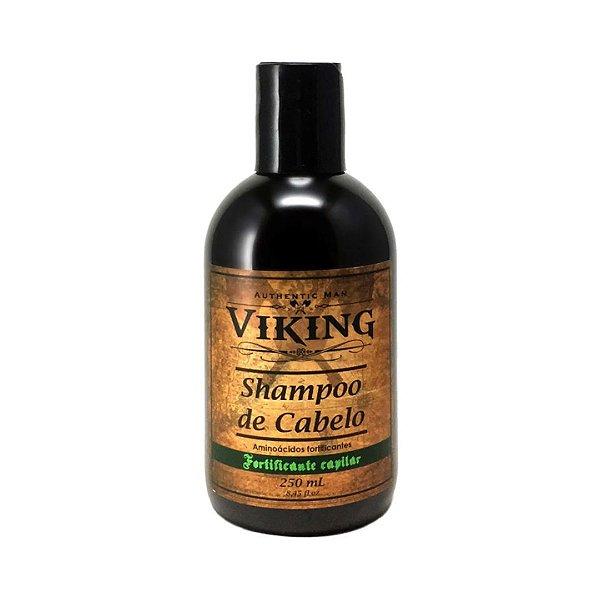 Shampoo Fortificante para Cabelos Viking - 250ml