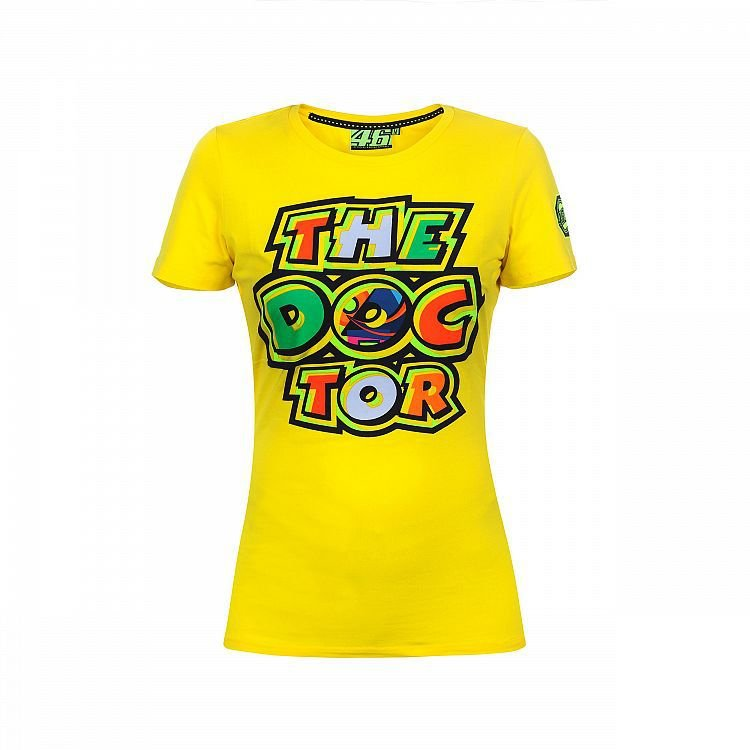 Camiseta VR 46 Feminina VRWTS262201