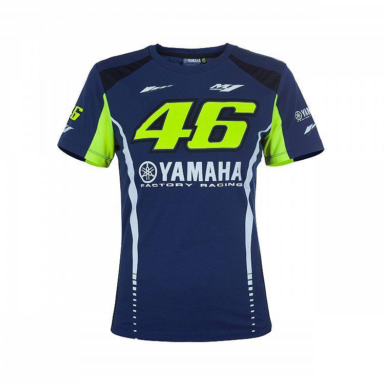 Camiseta VR|46  Feminina YDWTS272309