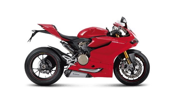 Escapamento Akrapovic Evolution Ducati 1199/1299