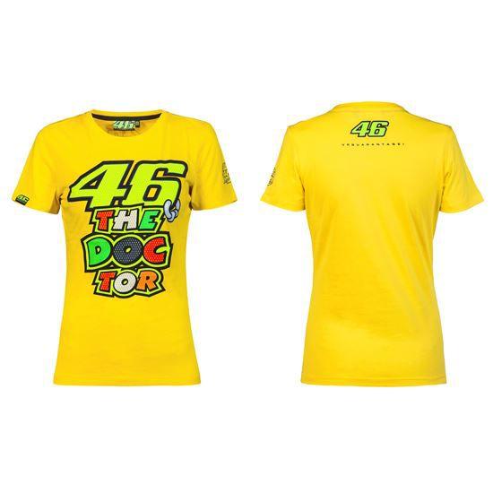 Camiseta VR|46 Feminina VRWTS205501