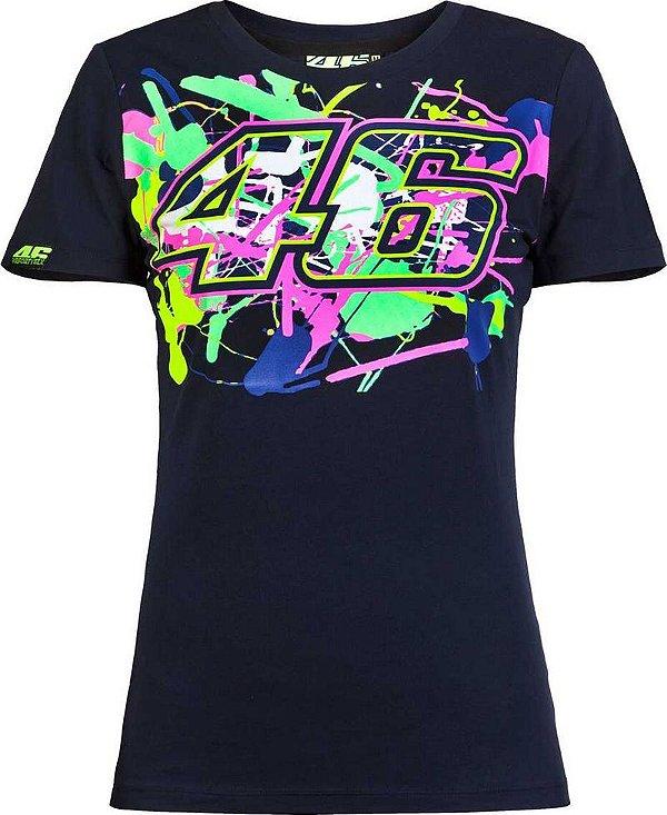 Camiseta VR 46 Feminina VRWTS205702