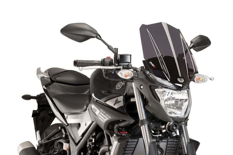 Bolha Puig Yamaha MT03 2016/...