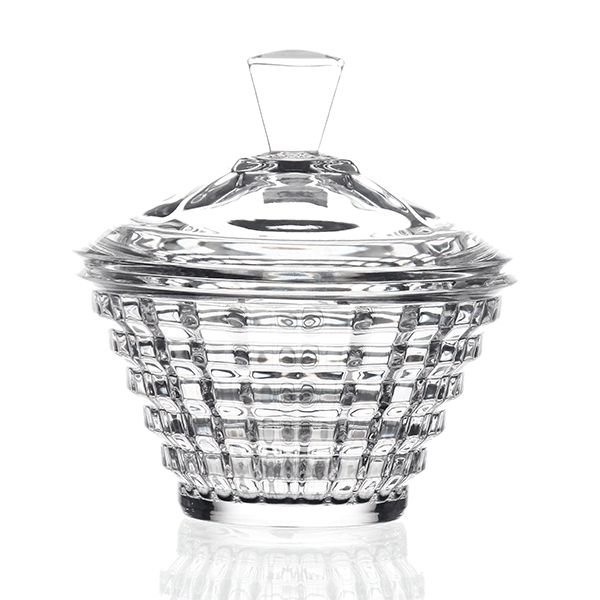 Bombonière de Cristal - 10x20 cm