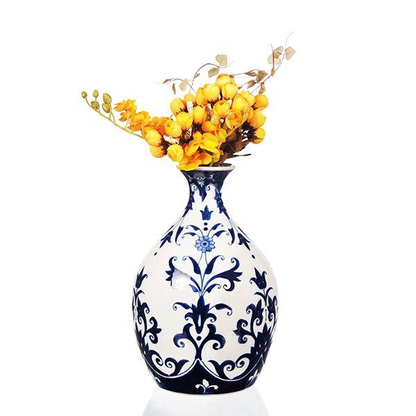 Vaso de Cerâmica - 42x13cm