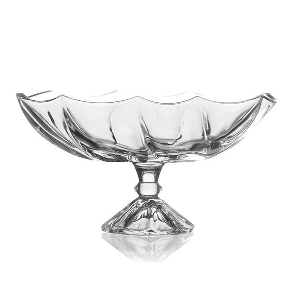 Saladeira de Cristal - 18,5x20 cm