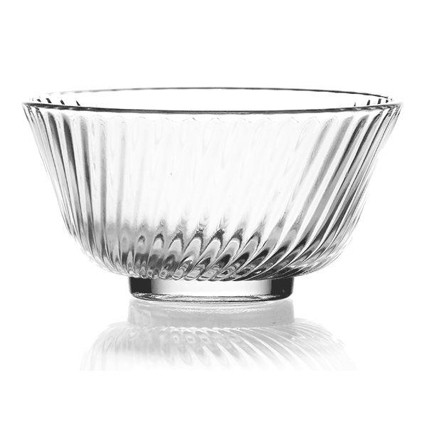 Jogo de Bowl de Cristal 6 peças - 12x6,5 cm