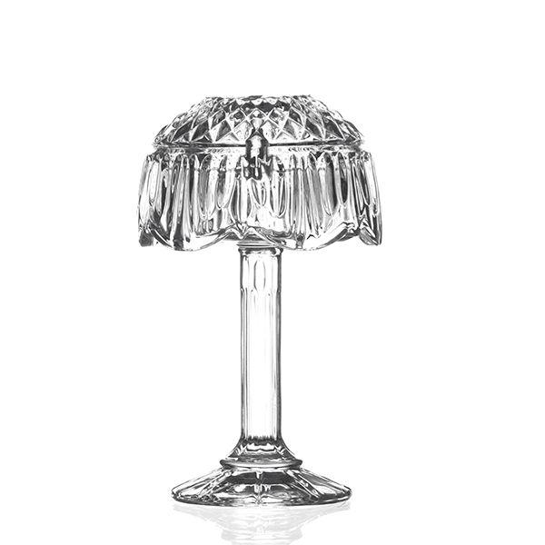 Abajour de Cristal - 12x21 cm