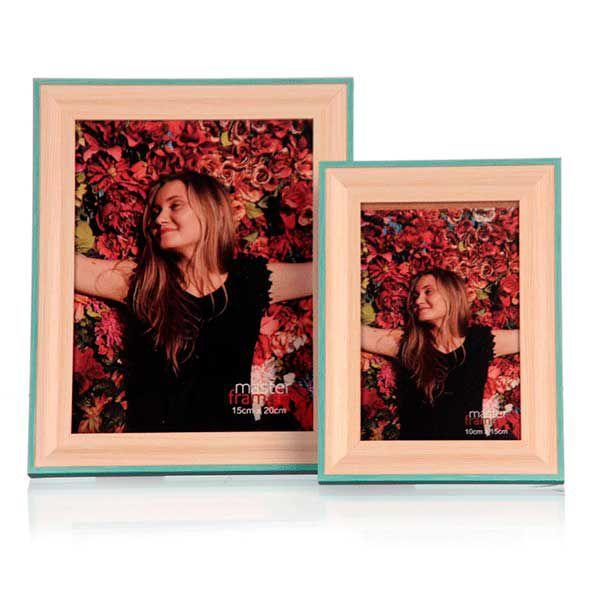 Kit Porta Retrato Azul