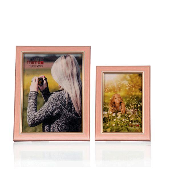 Kit Porta Retrato Rosa