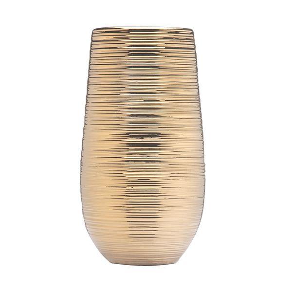 Vaso de Cerâmica - 17x29 cm
