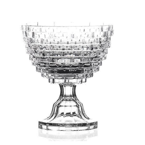 Fruteira de Cristal - 22 x 27 cm