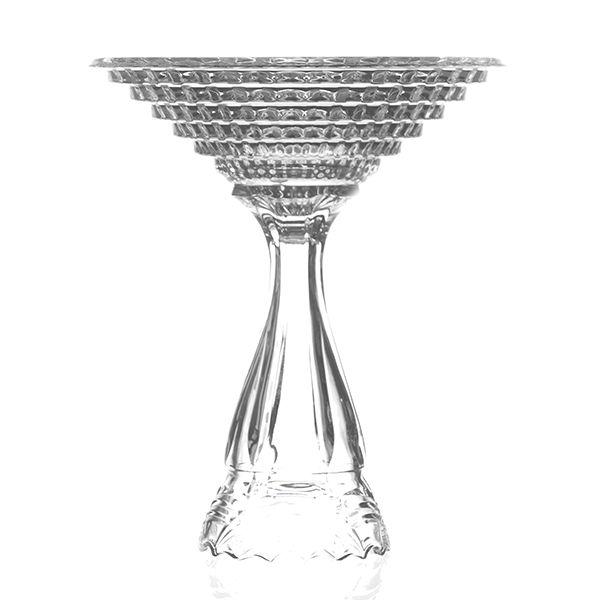 Fruteira de Cristal - 34 x 40 cm