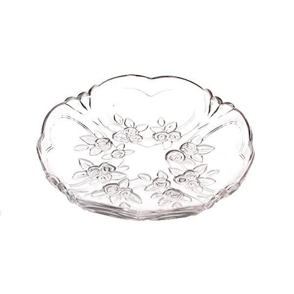 Saladeira de Vidro - 30 x 7 cm
