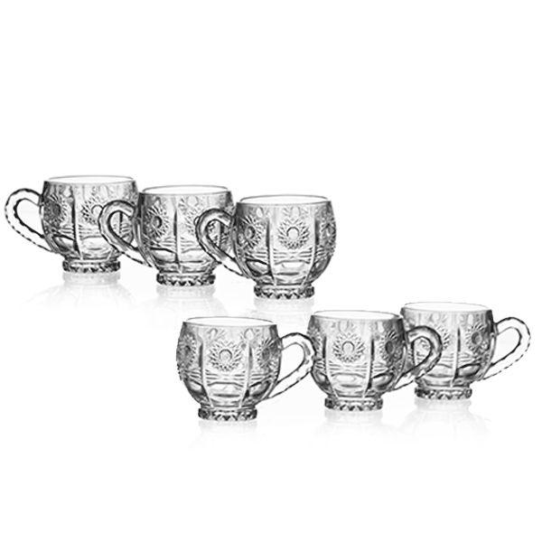 Conjunto para Chá 6 Peças
