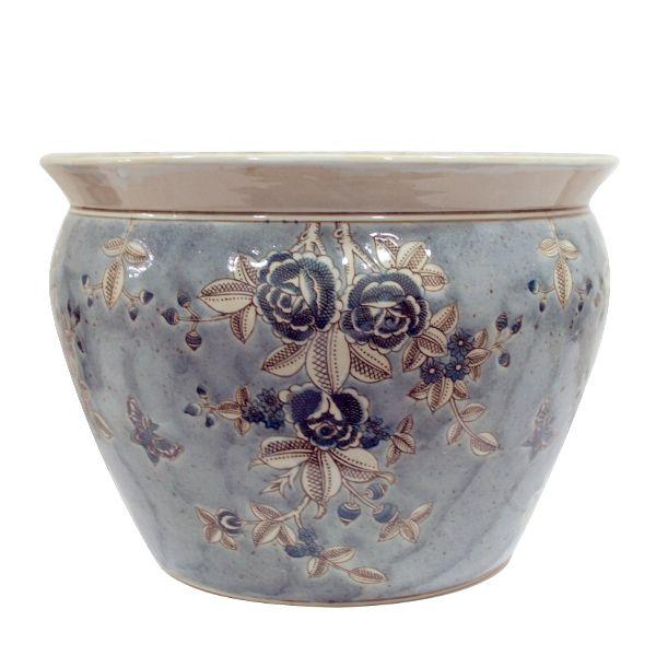 Cachepot de Cerâmica - 29,5 x 22 cm