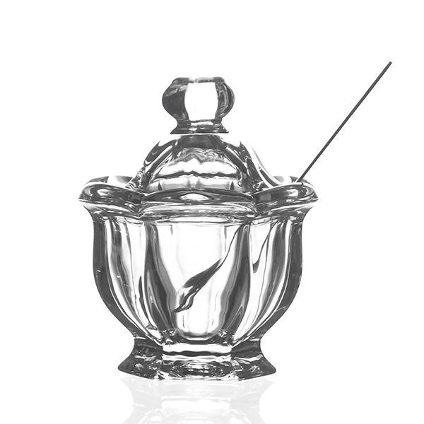 Açucareiro de Cristal - 8x10 cm