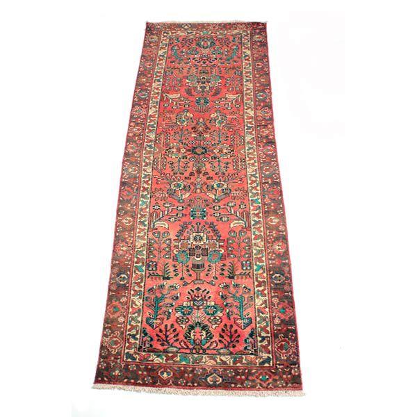 Tapete Persa Gabbeh - 3,14m x 0,97cm