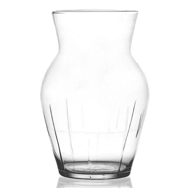 Vaso Lilian em Vidro - 15x23 cm