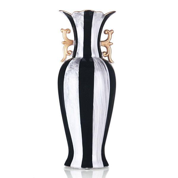 Vaso de Cerâmica - 23x60 cm