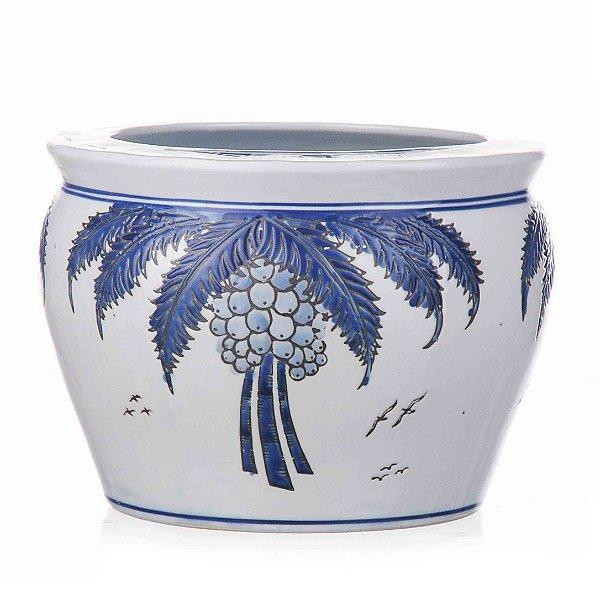 Vaso de Cerâmica - 20X16 cm