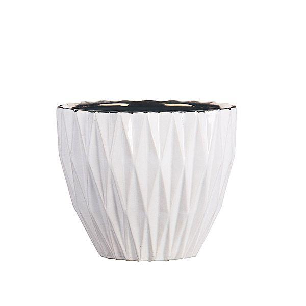 Vaso de Cerâmica - 17x15 cm
