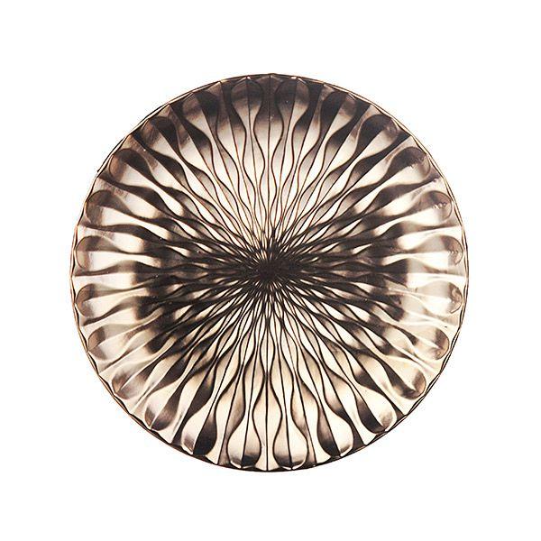Centro de Mesa de Cerâmica - 33x4,5 cm