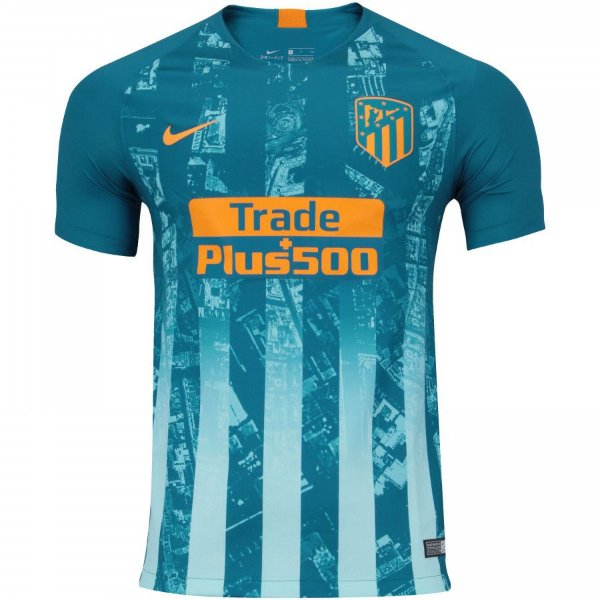 a2dd045aee Camisa III Atletico de Madrid S Nº 18 19 NIke - OUTLET SOCCER ...