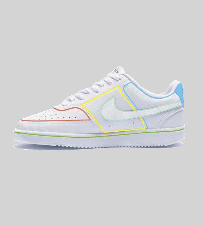 Nike Court Vision personalizado