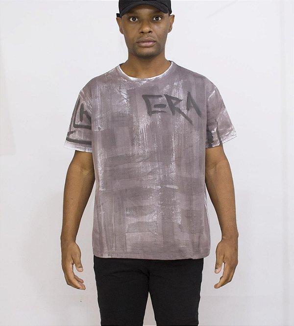 Camiseta tingida